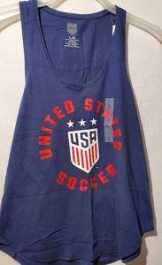 USA soccer tank